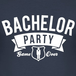 bachelor party T-Shirts - Männer Slim Fit T-Shirt