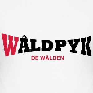 Wâldpyk T-shirts - slim fit T-shirt
