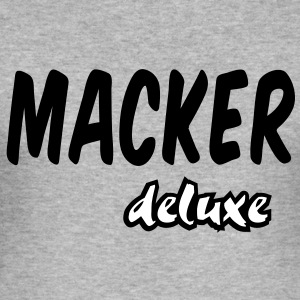 macker_deluxe T-Shirts - Männer Slim Fit T-Shirt