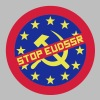 Stop EUSSR - Men's Slim Fit T-Shirt