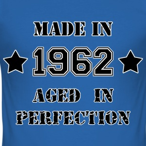 Made in 1962 T-shirts - Slim Fit T-shirt herr