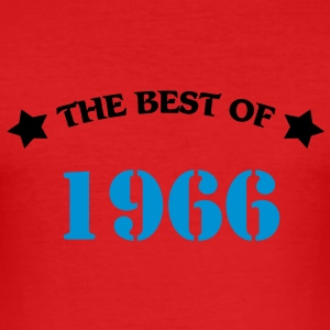 The best of 1966 T-shirts - Herre Slim Fit T-Shirt