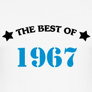 The best of 1967 T-shirts - slim fit T-shirt