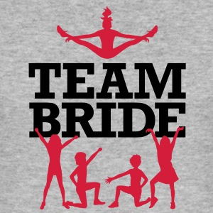 Team Bride 2 (2c)++ T-shirts - Slim Fit T-shirt herr