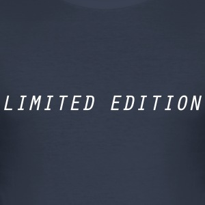 Limited edition - Slim Fit T-skjorte for menn