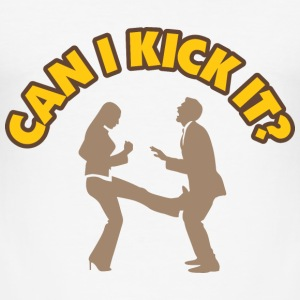 Can I Kick It 1 (dd)++2012 T-shirts - slim fit T-shirt