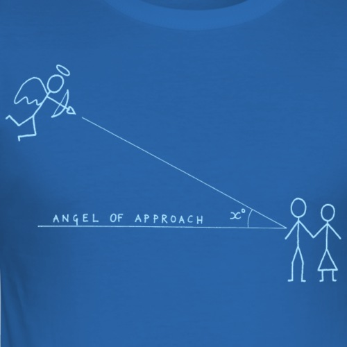 Angle of Approach (Blue)