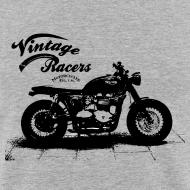 Motif ~ Dark Cafe Racer T-shirt grey