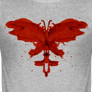 Rorschach T-Shirts - Men's Slim Fit T-Shirt