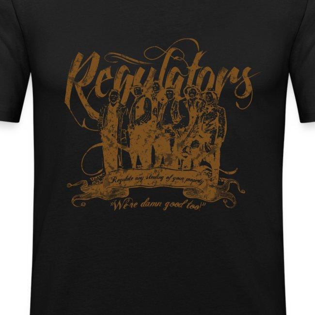Regulators (inspired by Young Guns)