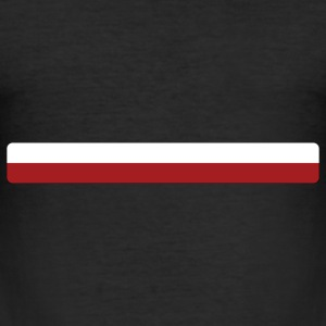 Pologne T-shirts - Herre Slim Fit T-Shirt