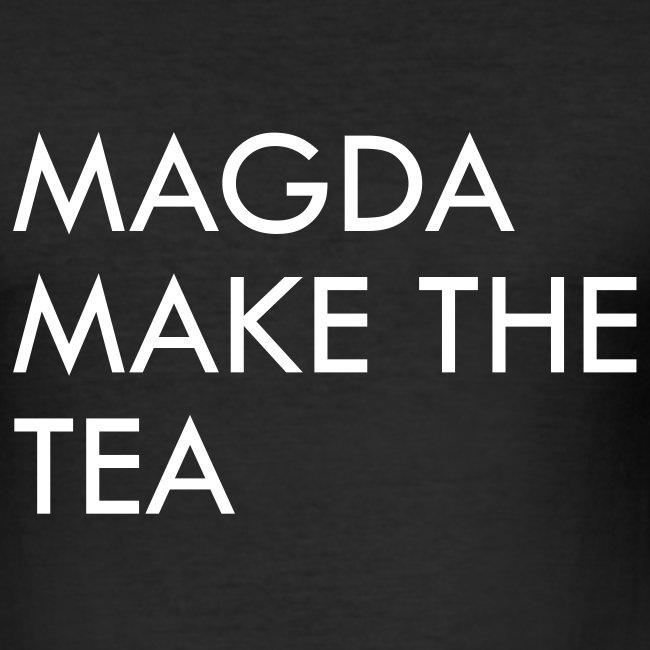 Magda Make The Tea