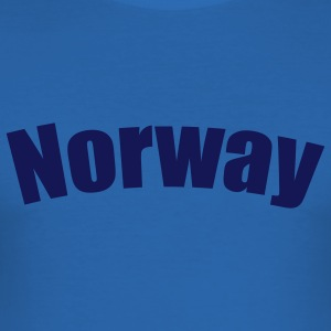 Norway Shirt - Männer Slim Fit T-Shirt