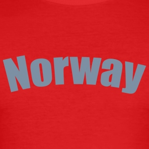 Wine Norway T-Shirts - Men's Slim Fit T-Shirt
