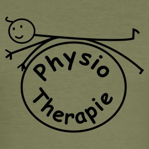 Physiotherapie / Physio - Männer Slim Fit T-Shirt