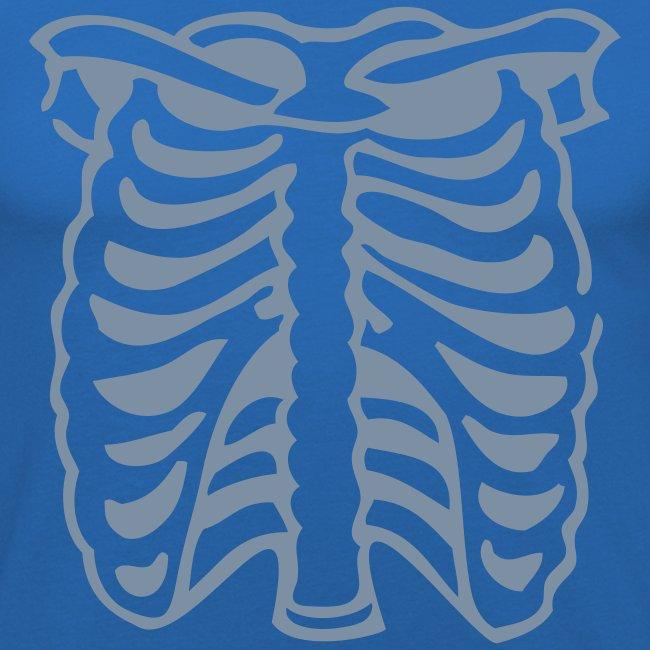 Skelett-Shirt
