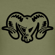 Design ~ Retro T Shirt with a Cool & Funky Printed Diabalo