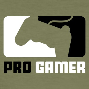 Camel pro gamer T-Shirt - Männer Slim Fit T-Shirt