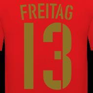 Motiv ~ FREITAG 13 (Away, Gold)