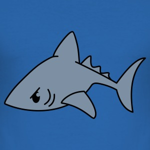 Shark - Men's Slim Fit T-Shirt