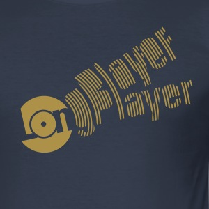 LongPlayer (LP) - Männer Slim Fit T-Shirt