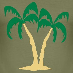 Tropical - slim fit T-shirt