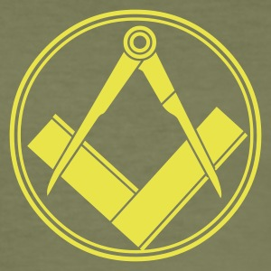 ... Freemason - Slim Fit T-shirt herr