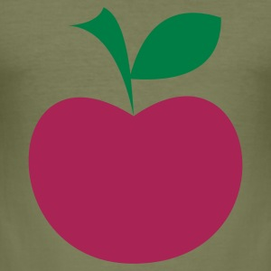 Apple - slim fit T-shirt
