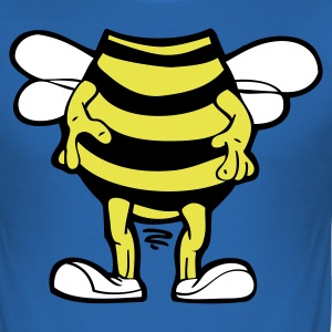 Bee costume T-shirts - slim fit T-shirt