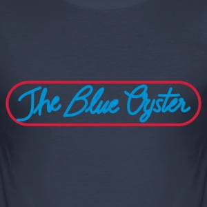 Dark navy The Blue Oyster T-Shirts - Männer Slim Fit T-Shirt
