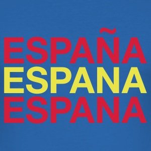 espana! - Männer Slim Fit T-Shirt