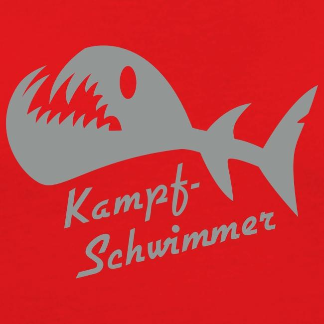 Kampf-Schwimmer T-Shirt