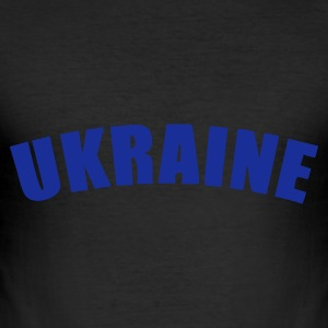 ukraine Men's Tees (short-sleeved) - Men's Slim Fit T-Shirt