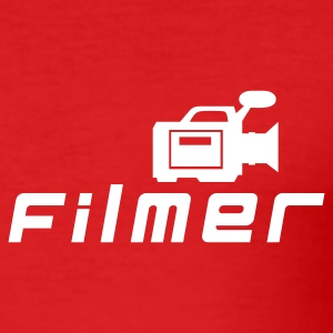 filmer - Männer Slim Fit T-Shirt