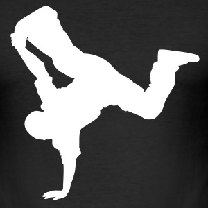 breakdancer06 fr - slim fit T-shirt