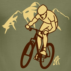 MTB - Slim Fit T-skjorte for menn