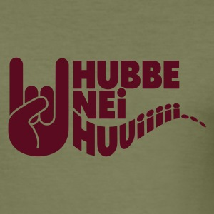 Camel Hubbe nei rocks! T-Shirts - Männer Slim Fit T-Shirt