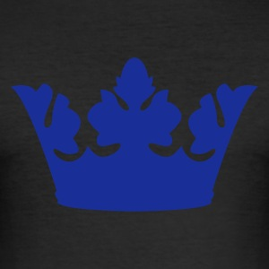 Crown - Slim Fit T-shirt herr