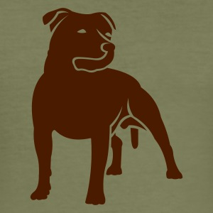 Camel staffbull_spreadready T-shirts - slim fit T-shirt