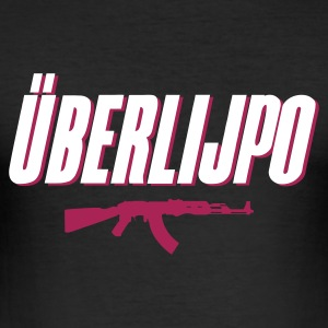 Uberlijpo - slim fit T-shirt