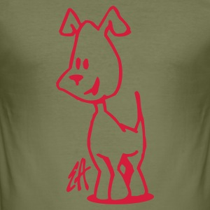 Hond, puppy - slim fit T-shirt