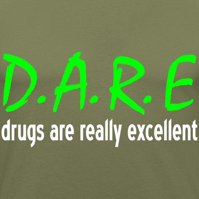 D.A.R.E. (Glow in the dark)