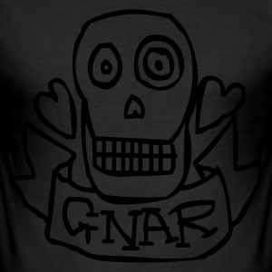 Eigeel gnarr T-shirts - slim fit T-shirt