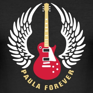 paula_forever T-shirts - Herre Slim Fit T-Shirt