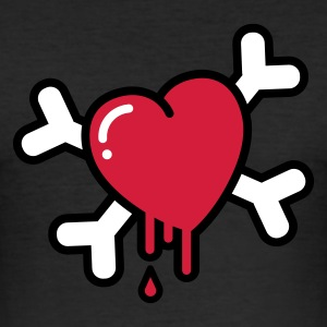 Eigeel Love Hurts 3 color T-shirts - slim fit T-shirt