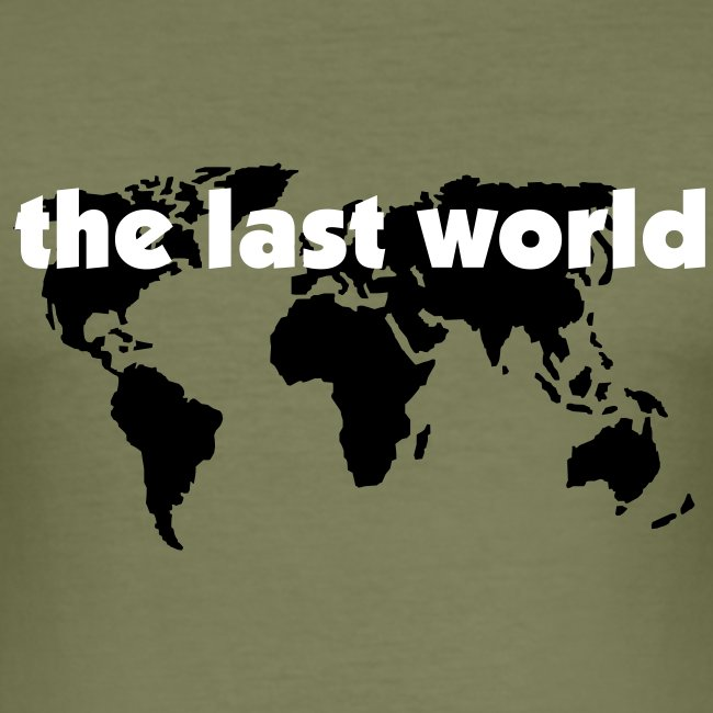 TheLastWorld Mens Tee