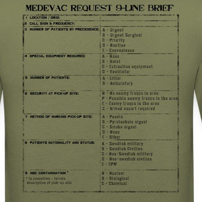 T-shirt 9-liner
