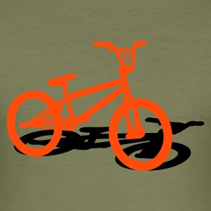 BMX - Männer Slim Fit T-Shirt