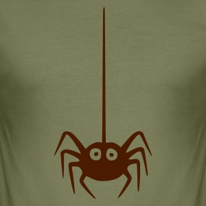 Spinne - Männer Slim Fit T-Shirt