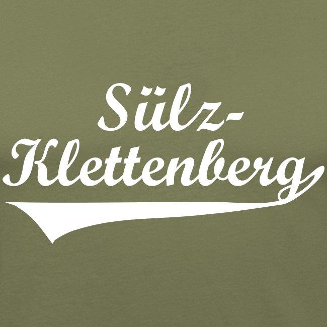 Sülz-Klettenberg Shirt Farbwahl (weißer Druck)